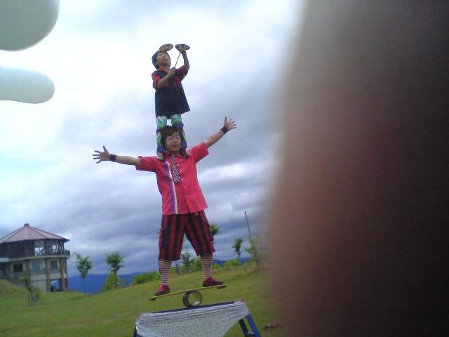 ゆり祭 大山自然公園